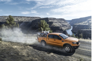 2019 Ford Ranger throws down the gauntlet with best-in-class torque, towing, payload