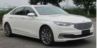 2019 Ford Taurus (Chinese spec) - Image via Sohu