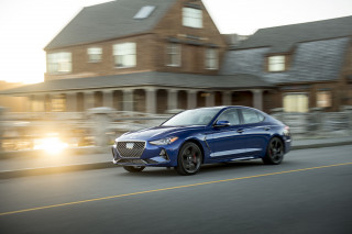 2019 Genesis G70 pricing starts at $35,895