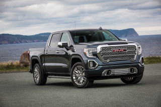 GMC could join electric-pickup tailgate party