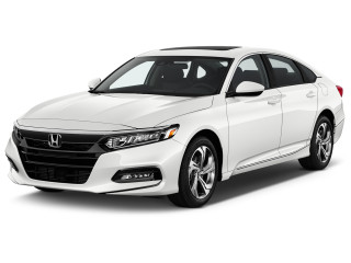 2019 Honda Accord Sedan EX 1.5T CVT Angular Front Exterior View