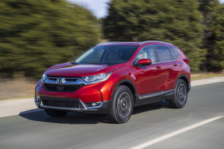 2019 Honda Cr V Review Ratings Specs Prices And Photos The Car