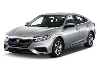 2019 Honda Insight EX CVT Angular Front Exterior View