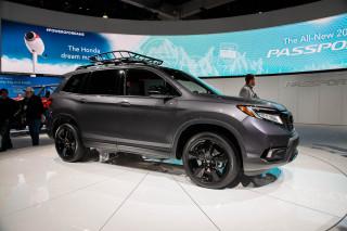 2019 Honda Passport, 2018 LA Auto Show