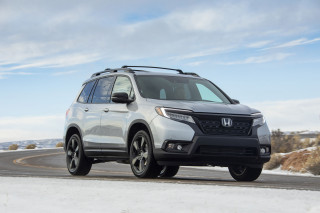 2019 Honda Passport earns Top Safety Pick