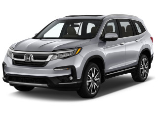 2019 Honda Pilot Photos