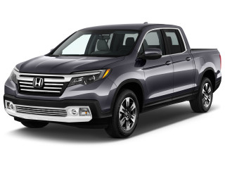 2019 Honda Ridgeline Photos