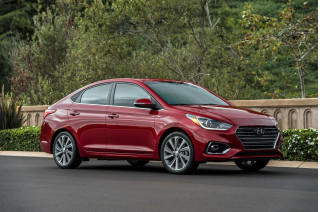 2019 Hyundai Accent Photos