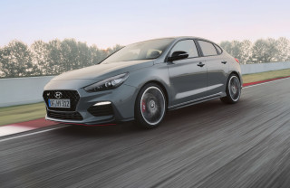 2019 Hyundai i30 Fastback N: Forbidden fruit hatch revealed ahead of Paris debut