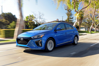 Recall alert: Hyundai Ioniq in the hot seat