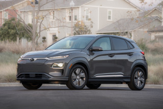 2019 Hyundai Kona—and Kona Electric—named North American Utility Vehicle of the Year