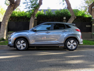 2019 Hyundai Kona Electric  -  First Drive  -  Hollywood, CA