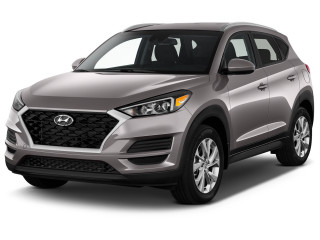 2019 Hyundai Tucson Value FWD Angular Front Exterior View