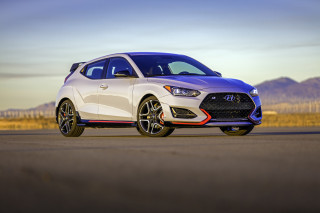 2019 Hyundai Veloster N priced at $27,785
