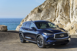 2019 Infiniti Qx50 Review Ratings Specs Prices And Photos The