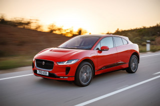 2019 Jaguar I-Pace First Edition
