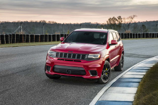 2018 Jeep Grand Cherokee SRT Trackhawk floor mats recalled