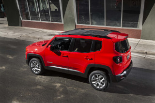 Alfa Romeo compact crossover will be based on Jeep Renegade