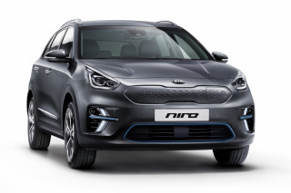 Kia Niro Electric range rated at 301-miles in Europe