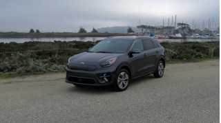 2019 Kia Niro EV first drive  -  Santa Cruz, CA  -  February 2019