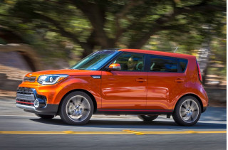 2019 Kia Soul Review Ratings Specs Prices And Photos The Car Connection