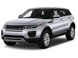 2019 Land Rover Range Rover Evoque Photos