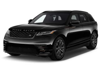 2019 Land Rover Range Rover Velar P250 R-Dynamic SE Angular Front Exterior View