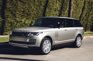 2019 Land Rover Range Rover Photos