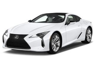 2019 Lexus LC Photos