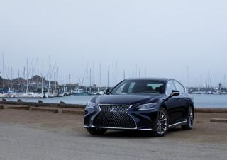 2019 Lexus LS (LS 500h hybrid)