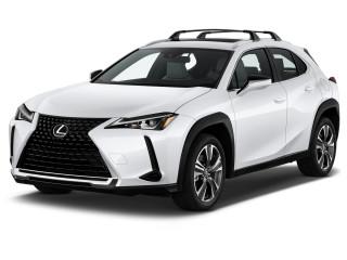 2019 Lexus UX UX 200 FWD Angular Front Exterior View