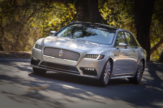 2019 Lincoln Continental earns IIHS Top Safety Pick+ award