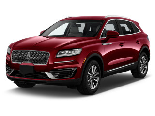2019 Lincoln Nautilus Photos