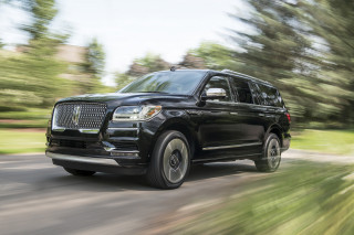 2019 Lincoln Navigator Review Ratings Specs Prices And Photos