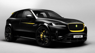 Lister LFP promises to be world's fastest SUV