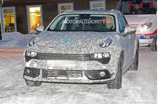 2019 Lynk & Co. 04 spy shots