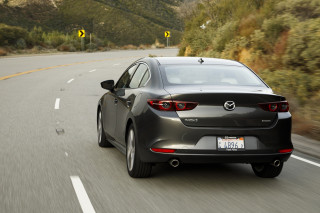 2019 Mazda 3  -  first drive  -  Los Angeles, January 2019