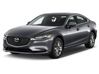2019 Mazda MAZDA6 Sport Auto Angular Front Exterior View