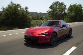 2019 Mazda MX-5 Miata Photos