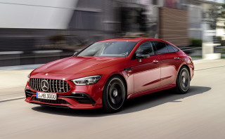 Mercedes-AMG GT 4-Door Coupe spawns entry-level GT 43