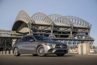 2019 Mercedes A-Class priced: $33,495 now required for the Three-Pointed Star club