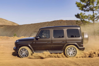 2019 Mercedes Benz G Cl Review Ratings Specs Prices And Photos The Car Connection