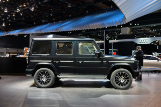 2019 Mercedes-Benz G Class Review, Ratings, Specs, Prices