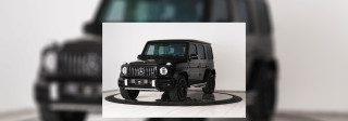 2019 Mercedes-Benz G63 AMG armored by Inkas—Edit
