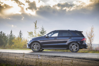 Used Mercedes-Benz GLE Class