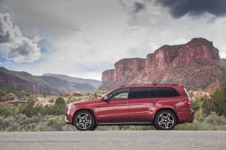 2019 Mercedes-Benz GLS Class Review, Ratings, Specs, Prices, and