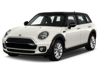 2019 MINI Clubman Cooper FWD Angular Front Exterior View