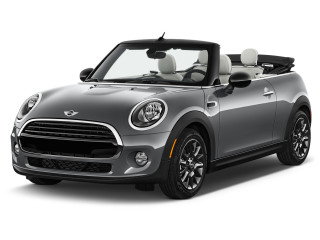 2019 MINI Convertible Cooper FWD Angular Front Exterior View