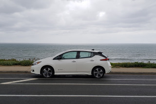 First drive review: The 2019 Nissan Leaf Plus delivers more power, 226-mile range at last