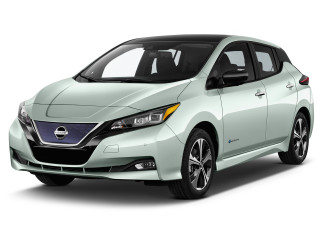 2019 Nissan Leaf Photos